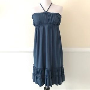 ❗️SOLD❗️Juicy Couture Women's Blue Sundress